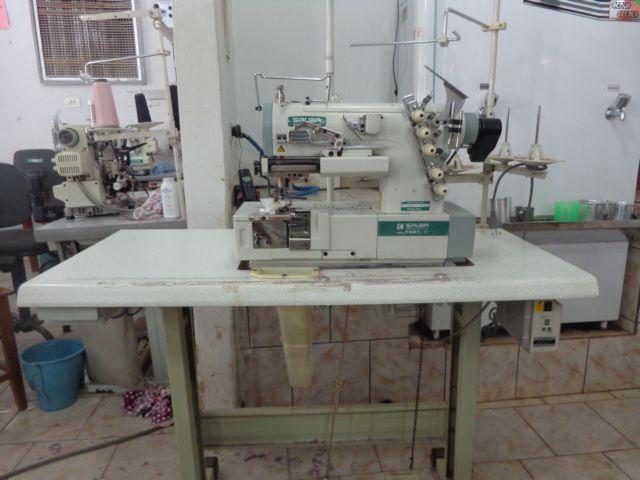 Máquina de Costura Galoneira BT Siruba33
