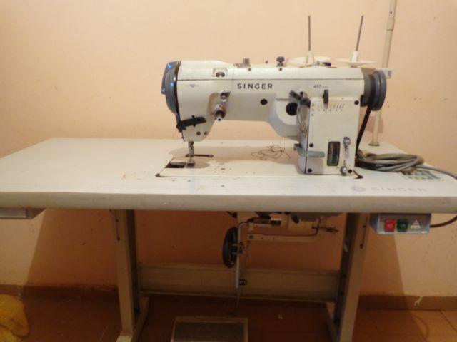 Máquina de Costura Zig-Zag 3 Pontos Singer11